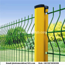 Ροδάκινο Post Welded Wire Mesh Fence